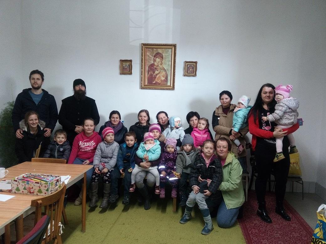 Piate stretnutie rodín
